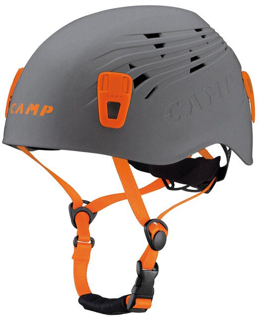Kletterausrüstung Camp : Camp titan helmet grey campz